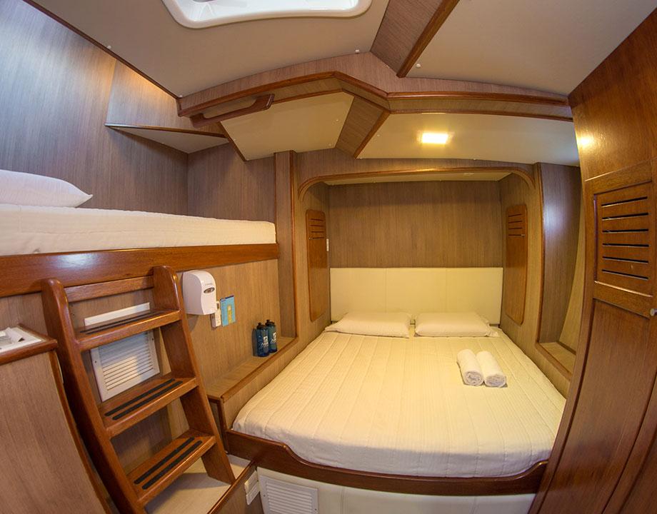nemo III - cabin 3