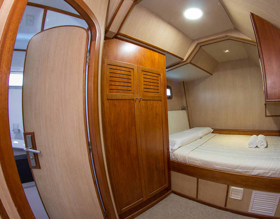 nemo III -cabin 5