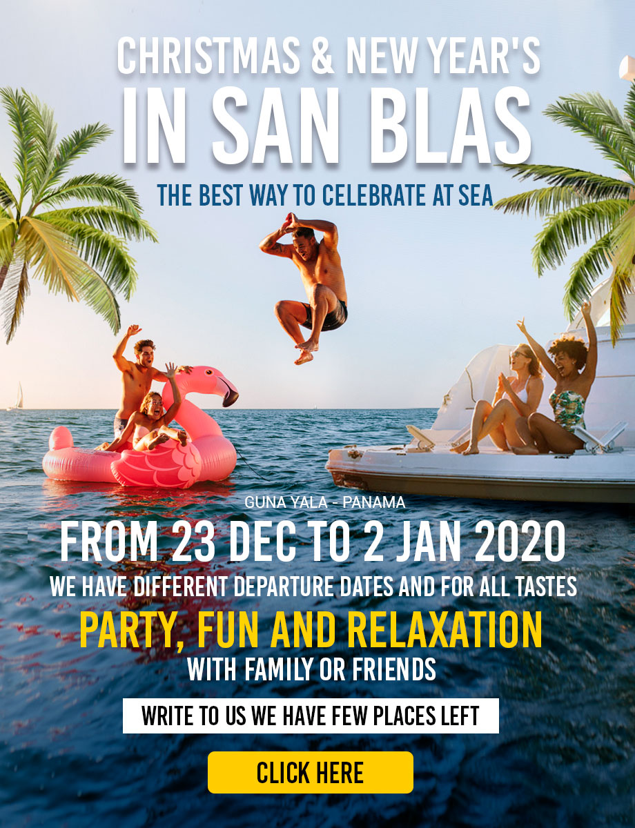 Christmas and New Year's in San Blas