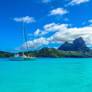 French Polynesia Bora Bora Society Islands