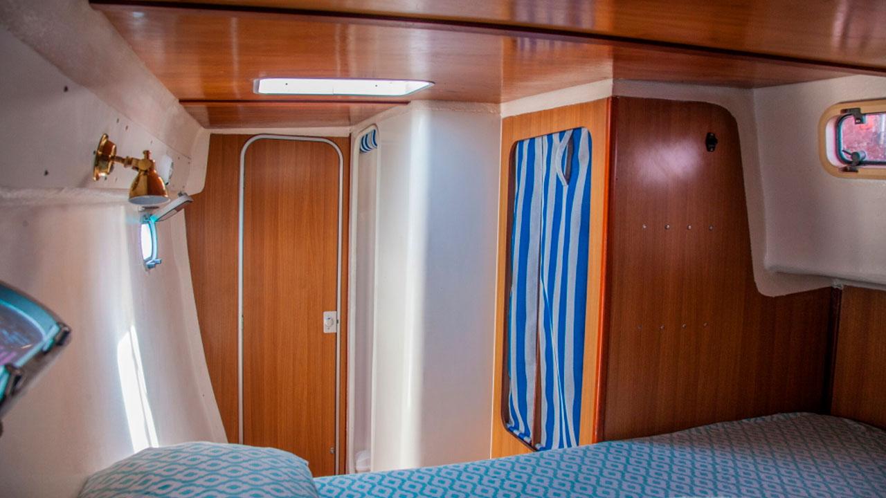 Catamaran Nautitech 44 Valpar