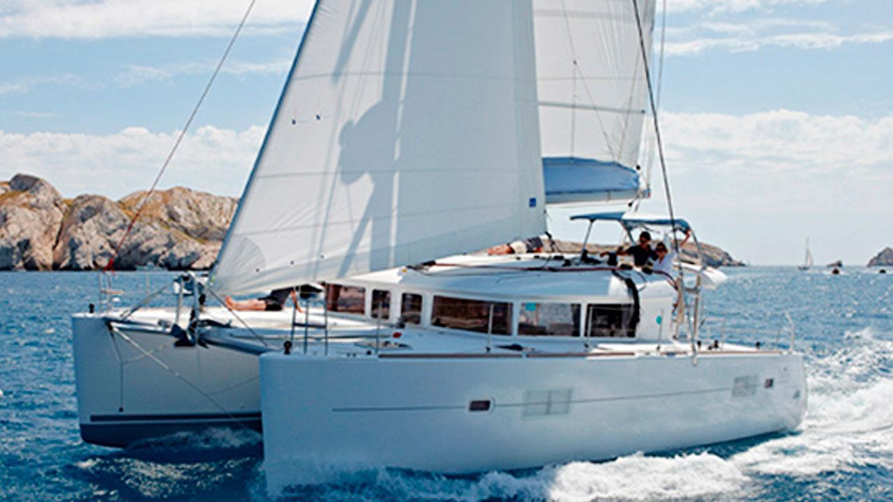 Catamaran Sanblas Laggon 400s2